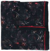 Givenchy baboon print scarf