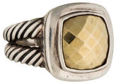 David Yurman Two-Tone Albion Ring