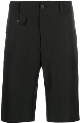 Junya Watanabe Buttoned Flap Pocket Shorts
