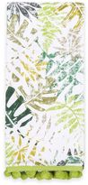 Sam Hedaya Tropical Foliage Tea Towel
