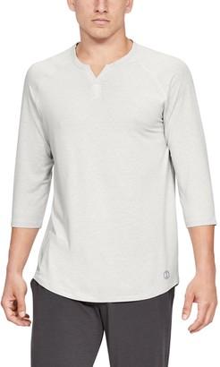 Under Armour Men's UA RECOVER Sleepwear Henley Shirt