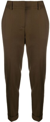 P.A.R.O.S.H. High-Waist Tailored Trousers