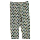 Crafted Kids Girls AOP Leggings Infant Pants Trousers Bottoms Stretch Print All
