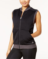 adidas Quilted Reversible Vest