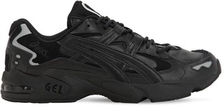 Asics KAYANO 5 OG LEATHER & SUEDE SNEAKERS