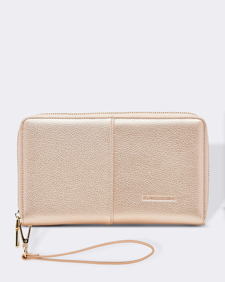 Louenhide - Women's Pink Bifold - Adele Wallet - Size One Size at The Iconic