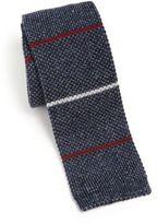 Brunello Cucinelli Melange Stripe Tie