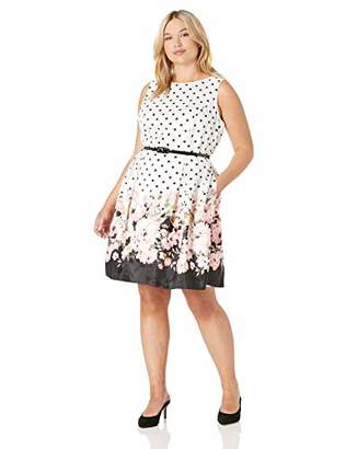 Jessica Howard Pink Plus Size Dresses - ShopStyle