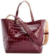 Elizabeth and James Women's Eloise Tote Bag Oxblood