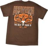 "Browning Men's ""Premium Tradition"" Skull T-Shirt - A0002267201"