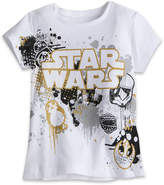 Disney Star Wars Logo Tee for Girls