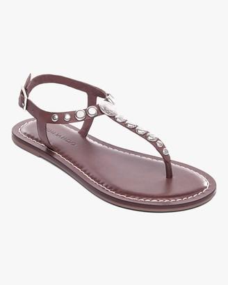Bernardo Mojo Studded Thong Sandal