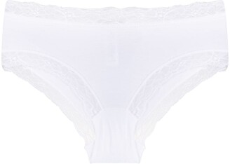 Hanro Lace Hipster Brief