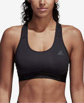 adidas AlphaSkin Medium-Support Sports Bra