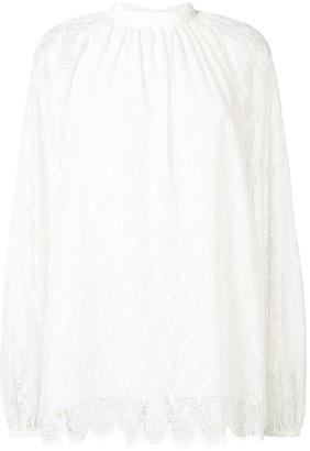 Giamba lace longsleeved blouse