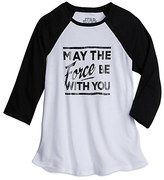 Disney Star Wars Raglan T-Shirt for Women by Her Universe