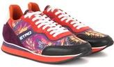 Etro Printed sneakers