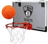 NBA Brooklyn Nets Rawlings Polycarbonate Over-The-Door Mini Hoop