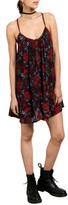 Volcom Women's Mix A Lot Trapeze Slipdress