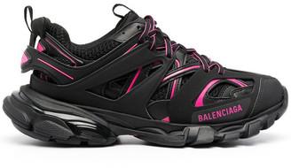 Balenciaga Track Leather Sneakers