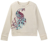 Lucky Brand Peacock Pullover (Little Girls)