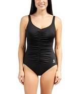 TYR Solid Shirred Front Controlfit 20951