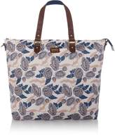 Ollie & Nic Poppy weekend tote handbag