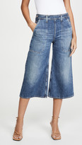 Citizens of Humanity Jackie Side Button Culottes