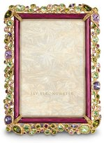 """Jay Strongwater Bejeweled 4"""" x 6"""" Frame"""