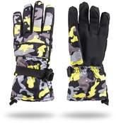 whiteleopard Men Waterproof Winter Outdoor Glove Windproof Ski Snowboarding Gloves