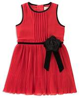 Kate Spade Girls' Pleated Chiffon Dress - Big Kid