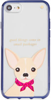 Kate Spade Jeweled Chihuahua iPhone 7 Case