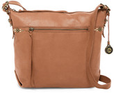 The Sak Sierra Leather Crossbody Bag