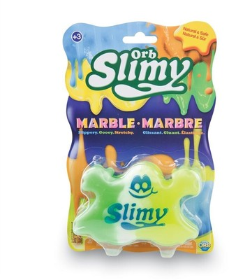 Orb Factory OrbSlimy Marble Yellow/White/Green