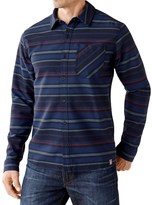 Smartwool Akalii Striped Flannel Shirt - Merino Wool, Long Sleeve (For Men)