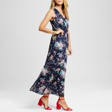 Merona Women's Printed Maxi Dress
