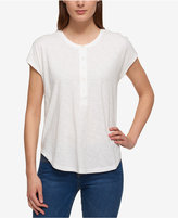 Tommy Hilfiger Henley Top, Created for Macy's