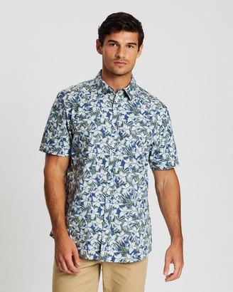 Sportscraft Norman Short Sleeve Shirt