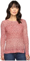 Lucky Brand Omber Lace-Up Pullover