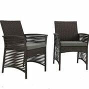 Pool' Bay Isle Home ClipperCove Backyard Pool Patio Chair with Cushions Bay Isle Home Color: Chocolate