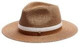 Maison Michel Rico hemp-straw hat