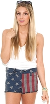 Kill City Stars and Stripes Hi-Wire Shorts in America