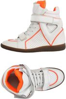 M.Grifoni Denim High-tops & sneakers - Item 11190382