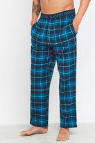 Björn Borg Blue Check Pyjama Pants