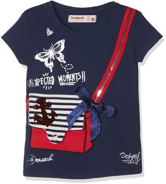 Desigual Girl's Ts_Earwig T-Shirts