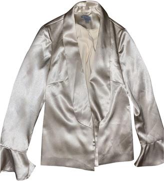 Finders Keepers Ecru Jacket for Women