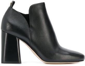 MICHAEL Michael Kors Chunky Heel Boots