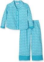 Cyberjammies Girl's Sea Breeze Pyjama Set