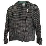 Iris & Ink Black Wool Jacket for Women