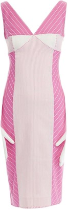 Christian Dior Pink Cotton Dress for Women